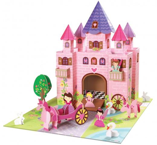 Château de princesse Trinny