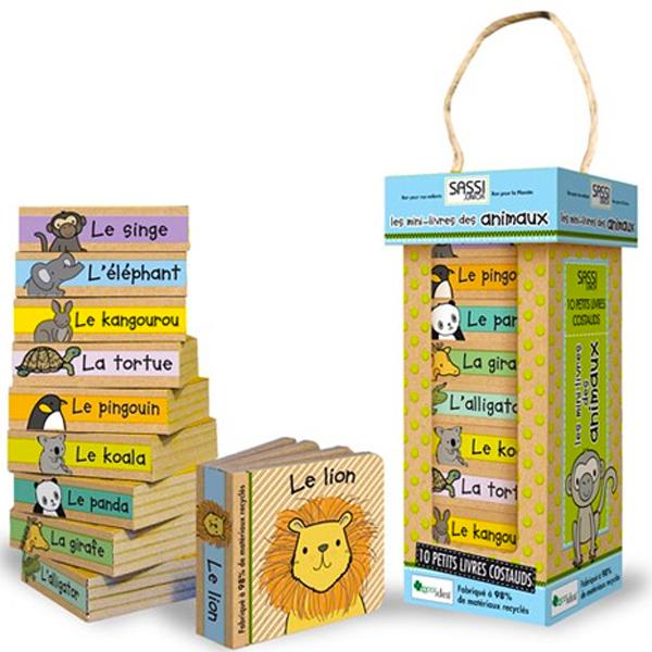 Mini Livres Les Animaux