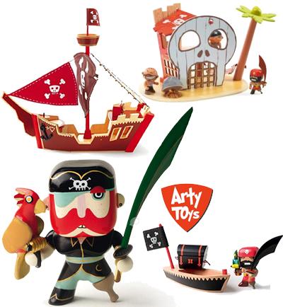 Arty Toys Pirates