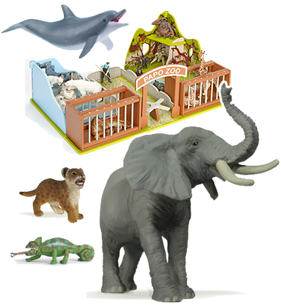 Zoo et animaux sauvage