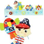 Portemanteau Pirate