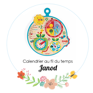 Calendrier Janod