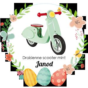 Draisienne Janod