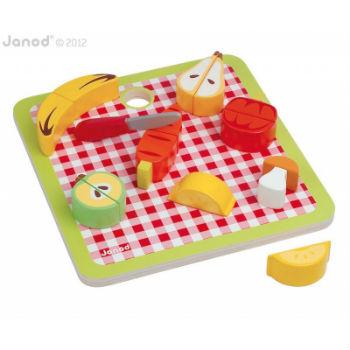 plateau fruits et légumes Janod