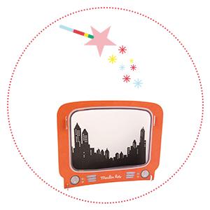 Moulin Roty - coffret télé