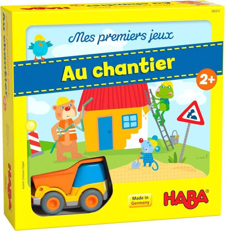 Jeu de Mémoire et Coopératif Au Chantier Haba