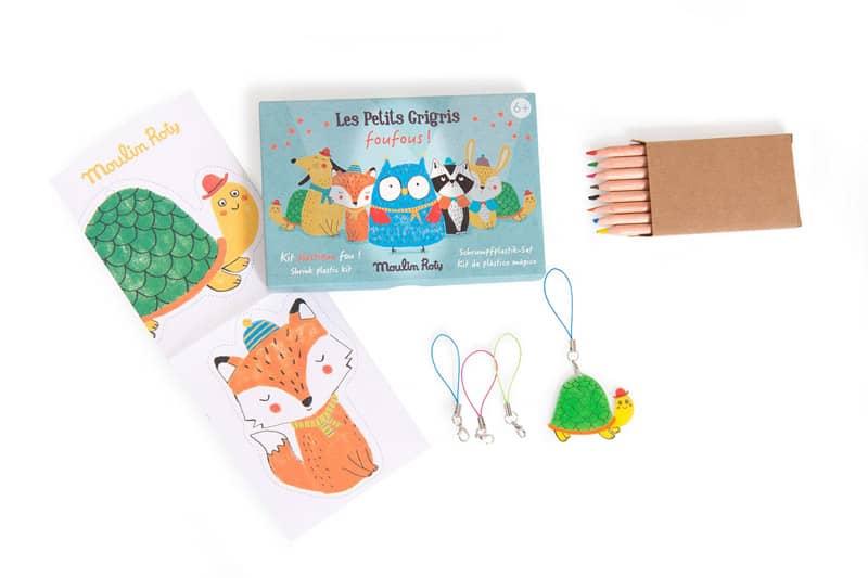 Kit plastique fou Les petites merveilles Moulin Roty